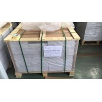 China 0.1Mm Overlay Transparent Plastic Sheets With Glue Film For Offset Printing , 0.06mm-0.10mm on sale