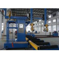 China Cantilever Type Box Beam Automatic Submerged Arc Welding Machine With 0.15 - 1.5 m / min Welding Speed on sale