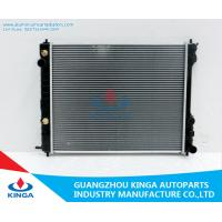 Quality Direct Fit Plastic Tank Aluminium Car Radiator for PRINCE PA 26 / AT for sale