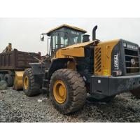 China Used SDLG LG956 LG953 Wheel Loader , Secondhand 5 ton Small Good Condition Wheel Loader LG956L For Sale wholesale