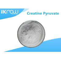 China 99% Creatine Pyruvate Supplement Raw Material CAS 55965 97 4 White Powder wholesale