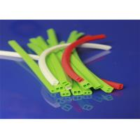 Buy cheap Machinery Sealing Silicone Rubber Strips Rectangular High Tear Resistant from wholesalers