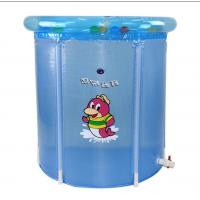 China Bubbles Inflatable Swimming Pools Round 80x80cm For Children wholesale