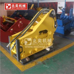 China BeiYi Hydraulic Breaker Road Construction Equipment High frequency vibration Hydraulic Breaker wholesale