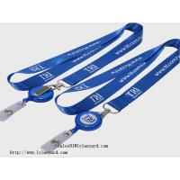China Cheap Exibition Meeting Dye Sublimation Lanyard, Promotion Business Neck Lanyards, Cheap Lanyard Direct Maker wholesale