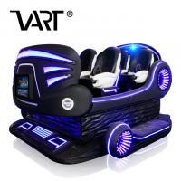 Buy cheap Motion Simulator 7d 9d 12d Cinema 6 Seats 9d Vr Game Machine With 5 Pcs Special from wholesalers