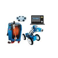 China Construction CCTV Sewer Inspection Crawler , Pipe Inspection Camera wholesale