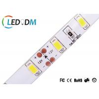 Buy cheap 10mm Width Flexible LED Strip Lights , 14.4W 60 LEDs Per Meter 5630 SMD LED from wholesalers