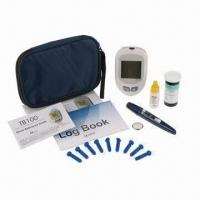 Quality Blood Glucose Monitoring System with Auto-Coding Biosensor Technology for sale