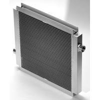 China Vacuum Brazed Aluminum Plate And Fin Heat Exchanger With High Heat Transfer Efficiency on sale