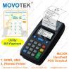 Quality Movotek Prepaid Electricity Vending Machine GPRS POS Terminal for sale