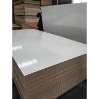 China China Furniture Plain MDF Board / Melamine MDF for Saudi arabia,Qatar,Dubai.U.A.E wholesale