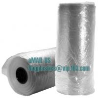 China LDPE film on roll, laundry bag, garment cover film, film on roll, laundry sacks wholesale