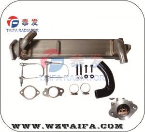 China Durable Diesel EGR Cooler , Ford EGR Cooler 2008 2009 2010 6.4L Dorman Number 904-273 wholesale