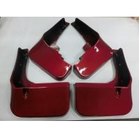 China Professional Red Painted Mud Guard , Toyota High Lander 2012 Mud Flaps wholesale