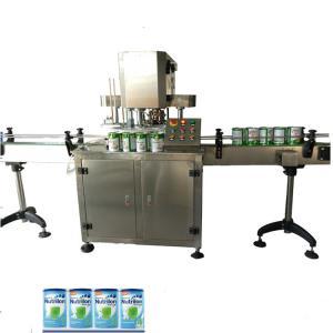 China Tin can sealing machine tin can capping machine wholesale