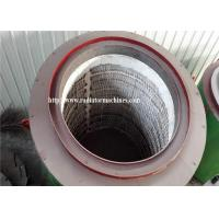 Buy cheap 80KW Electric Heat Treat Wire Annealing Furnace 1000x1800mm 2 Control Zones from wholesalers