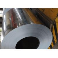 China Z140 Hot Dipped Galvanized Steel Coils Regular Spangle 0.70-2.0mm 1000-1500mm wholesale