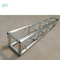 China Bar Stage Lighting Corner Box 2m 4m Aluminum Screw Truss wholesale