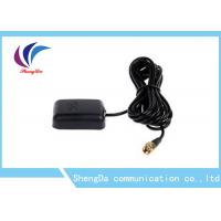 China Universal External GPS Navigation Antenna , USB GPS Antenna In - Dash Head Unit wholesale