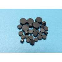 China Metal PCD Wire Drawing Die Blanks Self Supported Round Diamond Custom Size wholesale