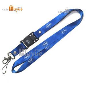 China U disk Lanyard nylon neck lanyard with ABS U disk shell from Lanyard China manufacturer wholesale