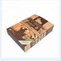 China Paperboard Custom Dog Treat Packaging Box With Gloss Surface Finish wholesale