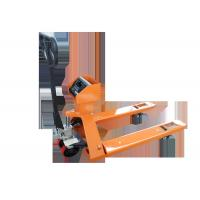 China 2 Ton Capacity Heavy Duty Pallet Truck Scales OEM For Weighing European Standard wholesale