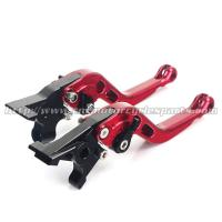 China Long Shoty Motorcycle Brake Clutch Lever S1000RR Levers For Racing Bike Parts wholesale