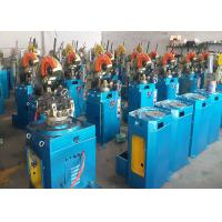 China Hydraulic Stainless Steel Metal Pipe Cutting Machine With 1 - 38 mm OD 120W wholesale
