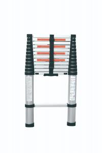 China Aluminum Alloy 3.2m Telescopic Step Ladder wholesale
