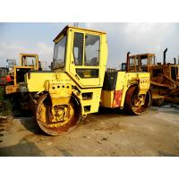China Used BOMAG 202AD-2 Double Drum Roller wholesale