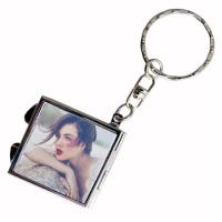 China Personalized Metal Sublimation Compact Mirror For Cosmetic Customized Printed wholesale