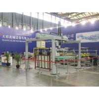 China Servo Motor Automatic Glass Loading Machine For Toughened Glass Production Line wholesale