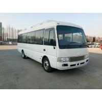Buy cheap Thailand Model out-swing door 7.5 m Length 30 Seater Minibus With ISUZU Engine from wholesalers