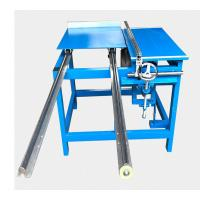 China MJ243 plywood cutting machine sliding wood vertical table panel saw for sale wholesale