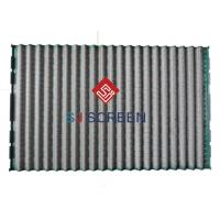 China Flc 2000 / 48-30  Solid Control Shaker Screen Mongoose Shale Shaker Screen wholesale