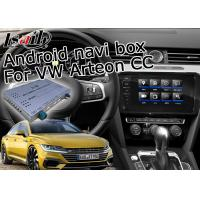 Buy cheap Volkswagen Arteon Android navigation box Voice Activate With Plug & Play Easy from wholesalers