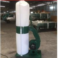 China MF90 Industrial 4kw Double bags cyclone wood working dust Collector machine wholesale