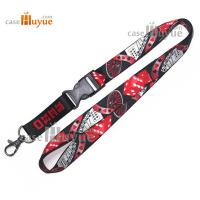 China Fashion Promotion Gift Lanyard with heat transfer printing from China Manufacturer wholesale