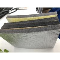 China Chemical Closed Cell IXPE Fire Proof Polyethylene Foam With Alu Foil / Adhesive wholesale