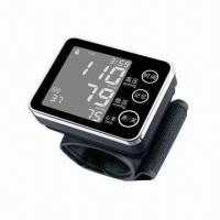 China Automatic Wrist Digital Blood Pressure Monitor for Household Use wholesale