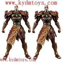 China MOQ(USD300) NECA 7 kratos for God of War (figma) action figure collectible toys ky2809 wholesale