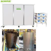 China Large Industrial Ultrasonic Cleaner For Oil And Gas Diesel Tank wholesale