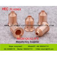 China 220797 Hypertherm Powermax 85 Consumables Cutter Nozzle Steel For Powermax Macine wholesale