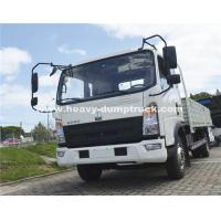 Quality Right Hand 4x2  HOWO Comercial Cargo Truck With 3 M³ Cargo Bucket wholesale