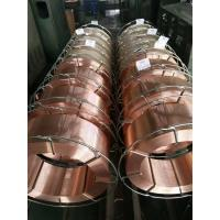 China Metal Plate Package With Diameter 1.0 And 1.2 mm Welding Wires Consumables wholesale