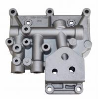 China Durable CNC Machine Parts Aluminum Die Casting Foundry Alloy Foundry 6061 6063 6066 6082 wholesale