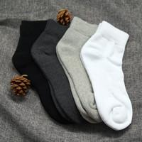 China Fashion Design Thicken Terry Cotton Sport Socks For Men wholesale