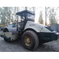 China secondhand  Ingersollrand SD202D /road roller  With Sheepfoot/ iNGERSOLLRAND 10 ton Road Roller For Sale wholesale